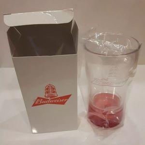 NHL GLASS RED LIGHT GLASS 467 g / 414 ML hockey